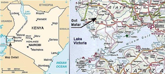 Got Matar Map